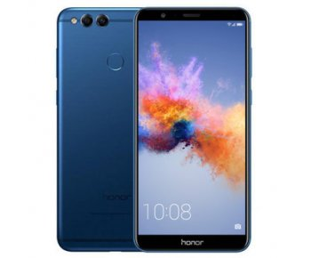 Смартфон Honor 7X 4/32GB Blue
