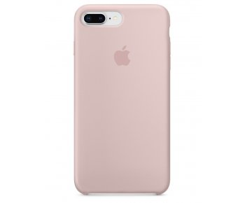 Чехол Apple iPhone 8 Plus Silicone Case Pink Sand (MQH22)