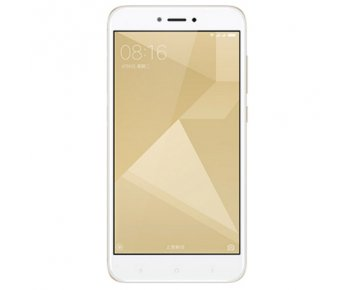 Смартфон Xiaomi Redmi 4X 2/16GB Gold