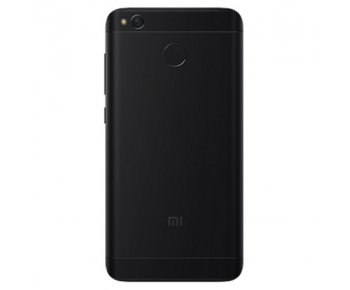Смартфон Xiaomi Redmi 4X 3/32GB Black