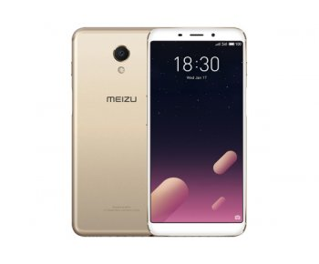 Смартфон Meizu M6 3/32GB Gold